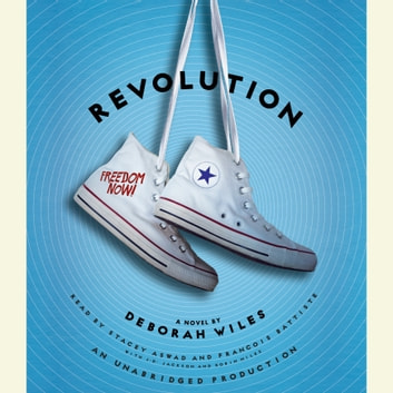 Revolution audiobook by Deborah Wiles