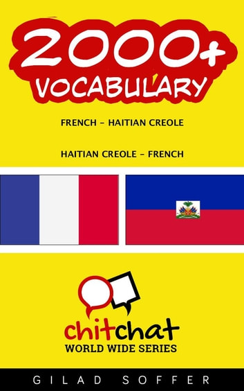 2000+ Vocabulary French - Haitian_Creole ebook by Gilad Soffer