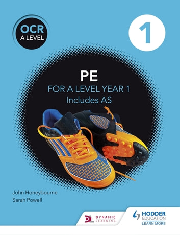 OCR A Level PE Book 1 ebook by John Honeybourne,Sarah Powell