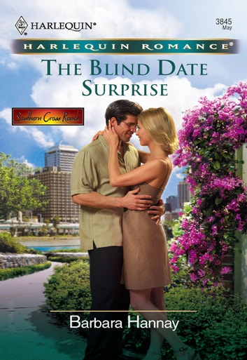 The Blind Date Surprise (Mills & Boon Cherish) ebook by Barbara Hannay