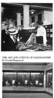 The Art and Science of Salesmanship ebook by Donald Hammond