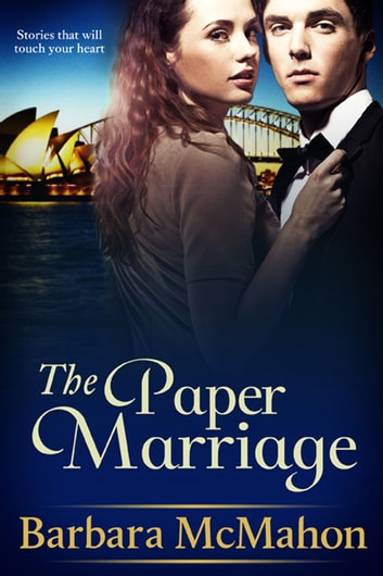 The Paper Marriage ebook by Barbara McMahon