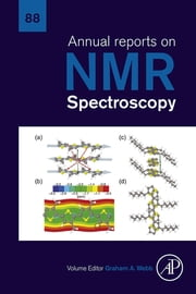 Annual Reports on NMR Spectroscopy ebook by Graham A. Webb