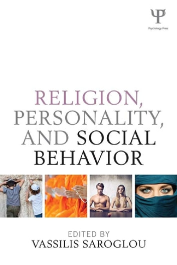 Religion, Personality, and Social Behavior ebook by