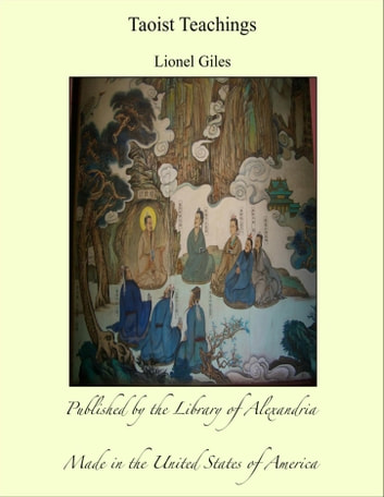 Taoist Teachings ebook by Lionel Giles