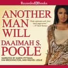 Another Man Will audiobook by Daaimah S. Poole