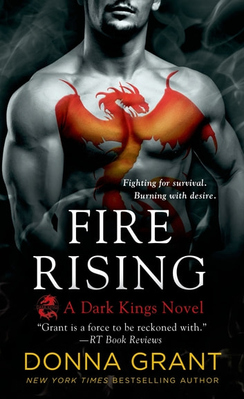 Fire Rising - A Dragon Romance ebook by Donna Grant