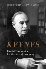 Keynes - Useful Economics for the World Economy ebook by Peter Temin,David Vines
