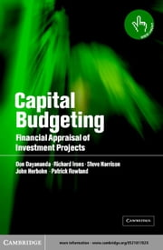 Capital Budgeting ebook by Dayananda, Don