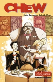 Chew nº 03/12 - Solo postres ebook by John Layman,Rob Guillory