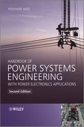 Handbook of Power Systems Engineering with Power Electronics Applications ebook by Yoshihide Hase