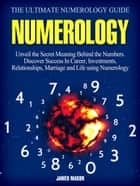 Numerology: Unveil the Secret Meaning Behind the Numbers - Discover Success In Career, Investments, Relationships, Marriage and Life using Numerology. ebook by Jim Mason