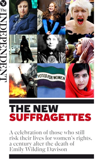 The New Suffragettes ebook by Yasmin Alibhai-Brown,Catrina Stewart,Anne Penketh