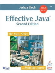 Effective Java ebook by Joshua Bloch