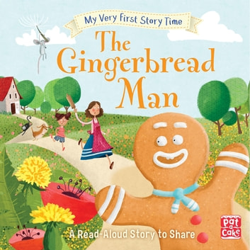 The Gingerbread Man - Fairy Tale with picture glossary and an activity ebook by Pat-a-Cake,Ronne Randall
