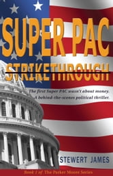 SuperPAC Strikethrough ebook by Stewert James