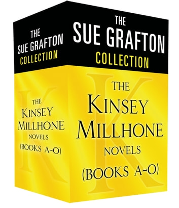 The Sue Grafton Collection: The Kinsey Millhone Novels (Books A-O) ebook by Sue Grafton