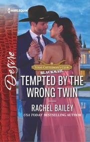 Tempted by the Wrong Twin ebook by Rachel Bailey