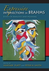 Expressive Intersections in Brahms - Essays in Analysis and Meaning ebook by