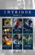 Intrigue Box Set 1-6 May 2020/Secret Investigation/Backcountry Escape/Conard County Justice/The Hunting Season/What She Knew/Murder in ebook by Rachel Lee, Elizabeth Heiter, Barb Han,...