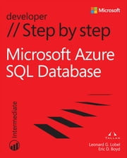 Windows Azure SQL Database Step by Step ebook by Leonard G. Lobel, Eric D. Boyd