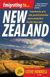 Emigrating To New Zealand ebook by Steve Horrell