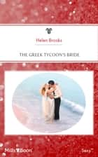 The Greek Tycoon's Bride ebook by Helen Brooks