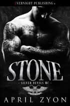 Stone ebook by April Zyon