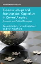 Business Groups and Transnational Capitalism in Central America ebook by F. Castellacci,Benedicte Bull,Yuri Kasahara