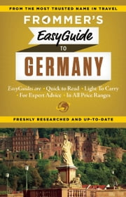 Frommer's EasyGuide to Germany ebook by Donald Olson,Stephen Brewer