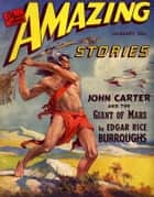 John Carter and the Giant of Mars ebook by Edgar Rice Burroughs