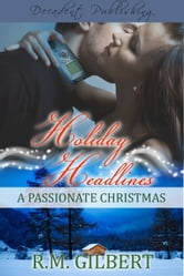 Holiday Headlines ebook by Rachel Gilbert