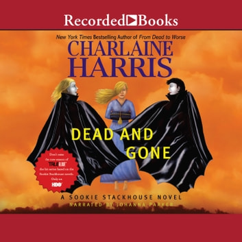 Dead and Gone audiobook by Charlaine Harris