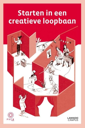 Starten in een creatieve loopbaan ebook by SMart