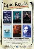 Epic Reads Book Club Sampler eBook by Charles Benoit, Kevin Emerson, Susan Dennard,...
