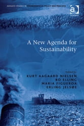 A New Agenda for Sustainability ebook by Professor Adrian McDonald