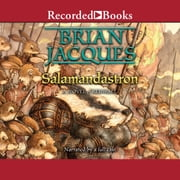 Salamandastron audiobook by Brian Jacques