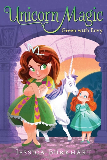 Green with Envy ebook by Jessica Burkhart