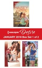 Harlequin Desire January 2018 - Box Set 1 of 2 - The Rancher's Baby\Contract Bride\Pregnant by the CEO ebook by Maisey Yates, Kat Cantrell, HelenKay Dimon