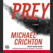 Prey audiolibro by Michael Crichton