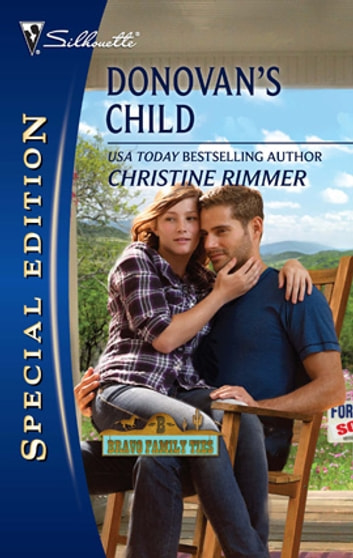 Donovan's Child ebook by Christine Rimmer