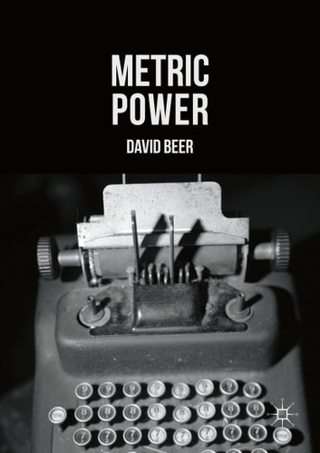Metric Power ebook by David Beer
