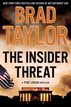 The Insider Threat, A Pike Logan Thriller