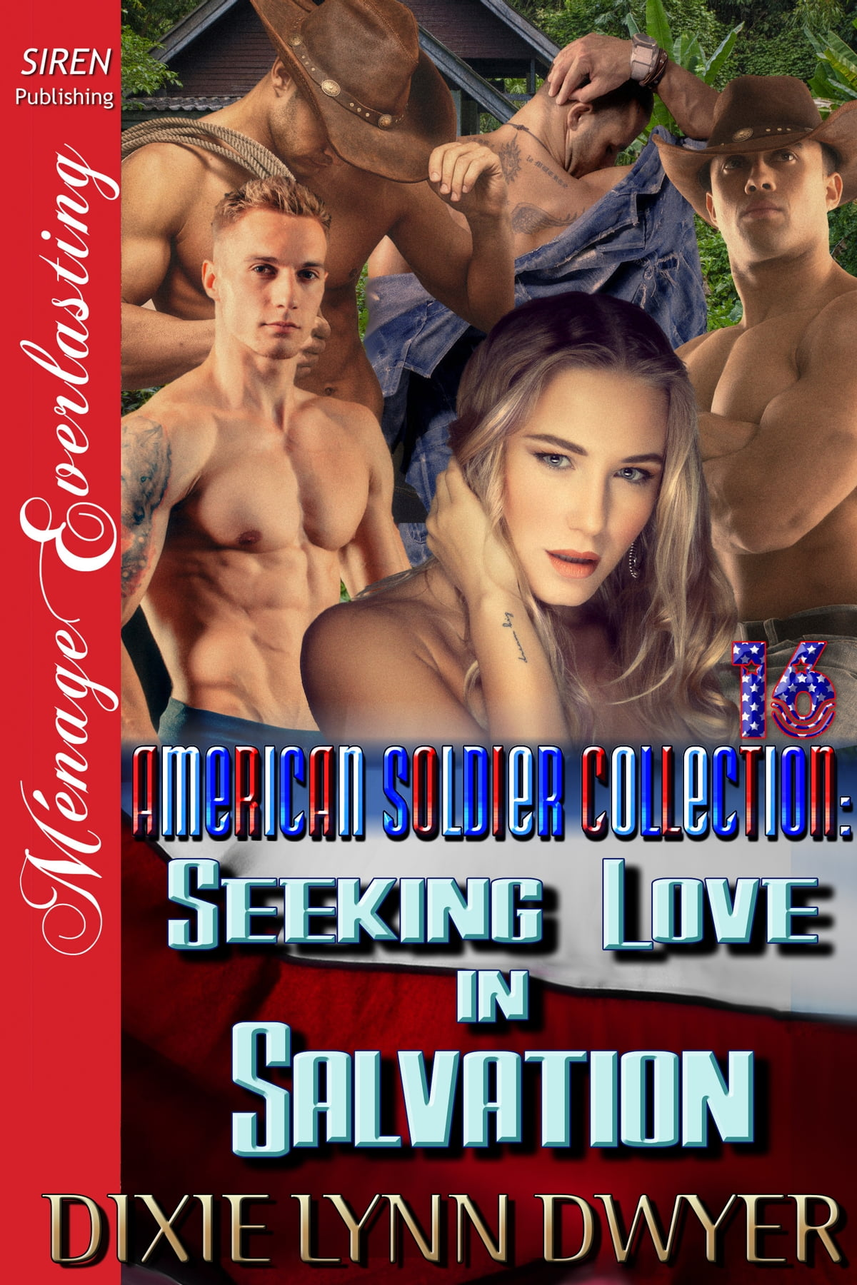 The American Soldier Collection 16: Seeking Love In Salvation Ebook By Dixie  Lynn Dwyer  9781682952245  Rakuten Kobo