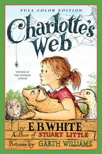 Charlotte's Web ebook by E. B White