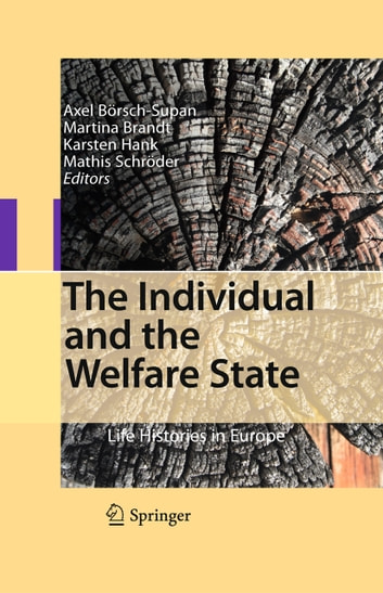 The individual and the welfare state ebook by 9783642174728 the individual and the welfare state life histories in europe ebook by fandeluxe Gallery