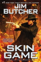 Skin Game, A Novel of the Dresden Files