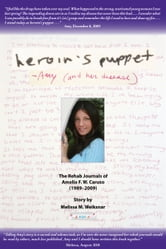 Heroin's Puppet -Amy (and her disease) - The Rehab Journals of Amelia F. W. Caruso (1989 - 2009) ebook by Melissa M. Weiksnar