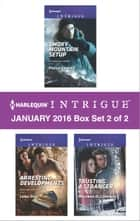 Harlequin Intrigue January 2016 - Box Set 2 of 2 ebook by Paula Graves,Lena Diaz,Melinda Di Lorenzo
