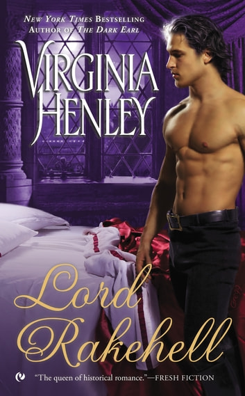 Lord Rakehell ebook by Virginia Henley